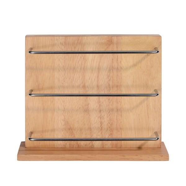 Zestaw 4 nożów, 4 desek i stojaku Premier Housewares