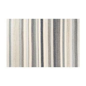 Wełniany dywan Mariko Beige, 140x200 cm