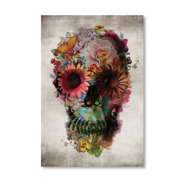 "Plakat autorski ""Skull Two"""