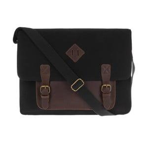 Męska torba Strand Canvas and Leather Notebook Bag