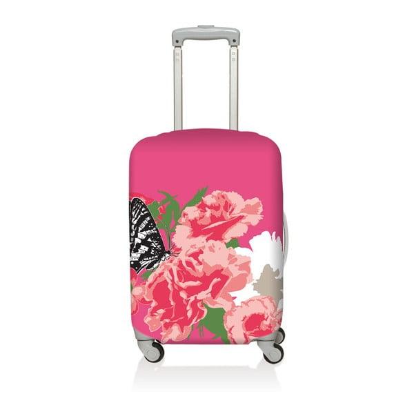 Pokrowiec na walizkę Prima Carnation
