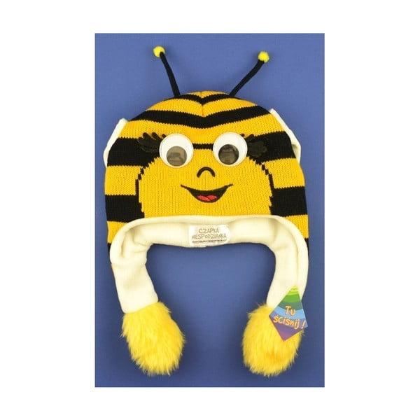Czapka dziecięca Bee