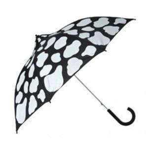 Parasolka dziecięca Cow, black