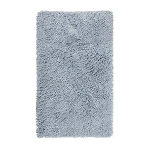 Szaroniebieski dywanik łazienkowy Aquanova Mezzo, 60x 100cm
