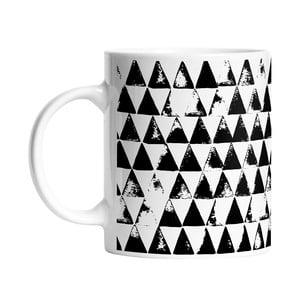 Kubek Black Shake Pyramides, 330ml