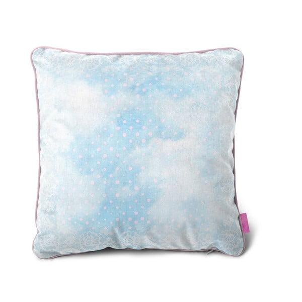 Aksamitna poduszka Dreamhouse So Cute Mya, 70x70cm