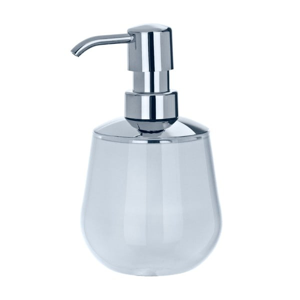 Biały dozownik do mydła Wenko Monaco