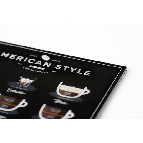 Zestaw 3 plakatów Follygraph Coffee Prints, 30x40cm