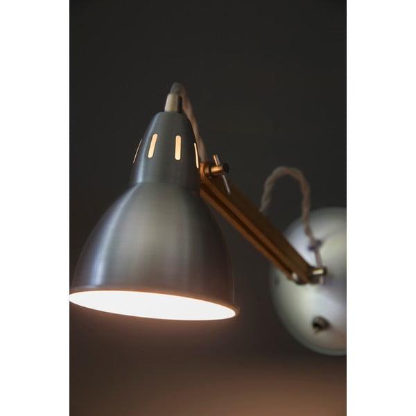 Lampa ścienna Bermodsey Raw