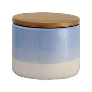 Pojemnik ceramiczny Majken Small Blue/White