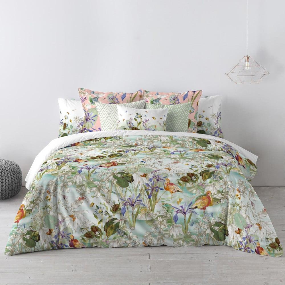 bawe niana poszwa jednoosobowa na ko dr hf living aquamarine 140x200 cm bonami. Black Bedroom Furniture Sets. Home Design Ideas
