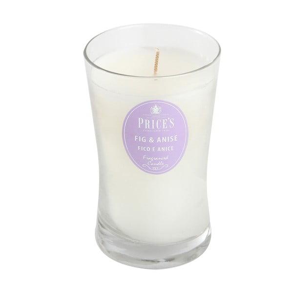 Świeczka zapachowa Prices, figa i anyż, 70 godz.