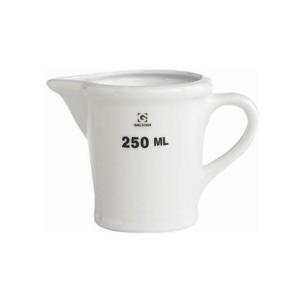 Porcelanowa miarka Galzone, 250 ml