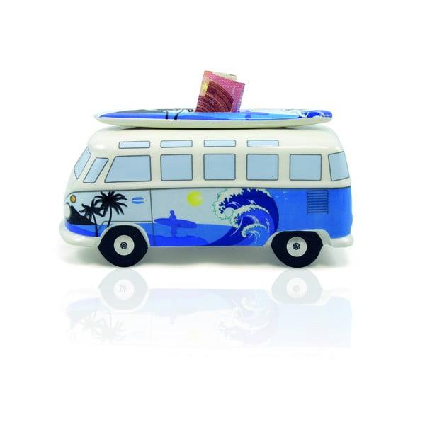 Skarbonka VW Samba Blue