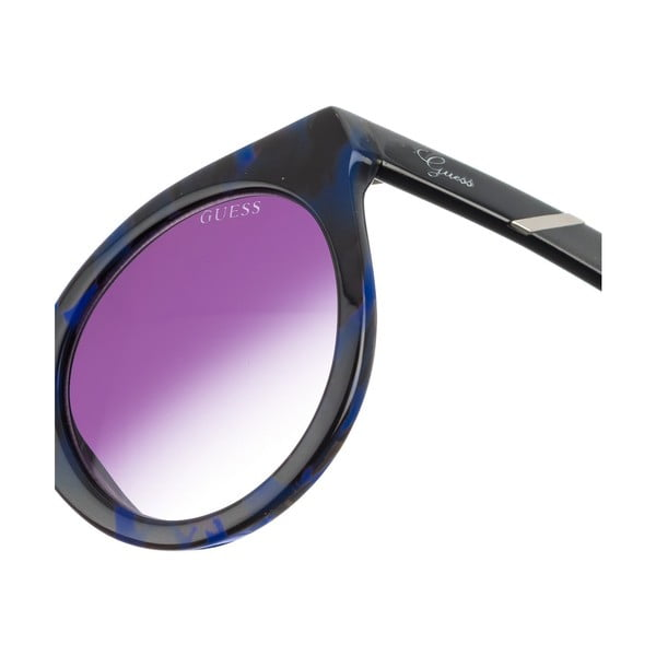 Damskie okulary przeciwsłoneczne Guess 344 Habana Azul