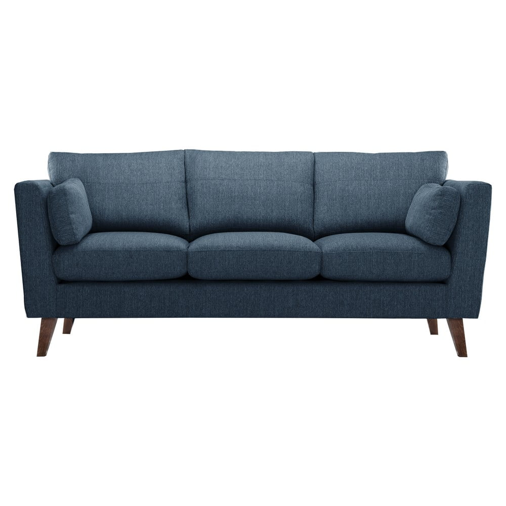 Niebieska sofa Jalouse Maison Elisa, 207 cm