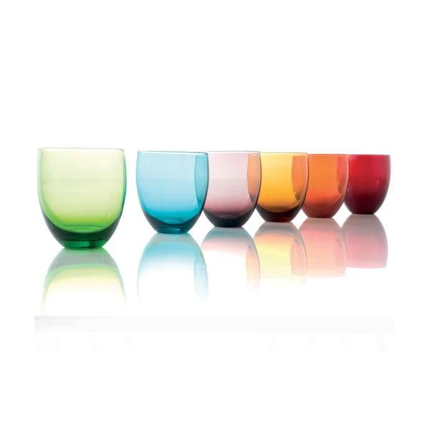 Zestaw 6   szklanek Bocchiere