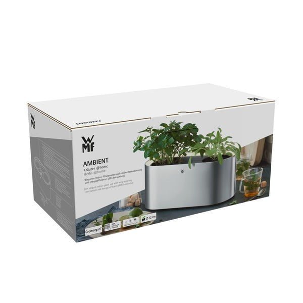 Doniczka nierdzewna WMF Ambient Herbs