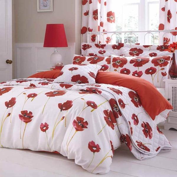 Pościel Red Poppies, 200x200 cm