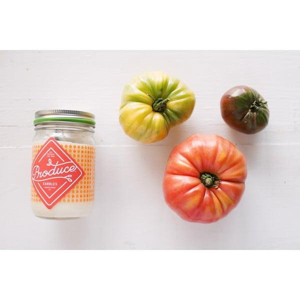 Świeczka o zapachu marchewki, czas palenia 50-70 godzin