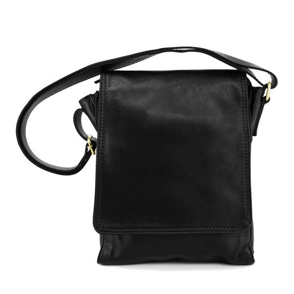 Skórzana torebka unisex Norado Nero
