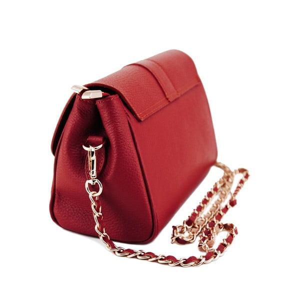 Skórzana torebka Paola Rosso