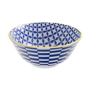 Porcelanowa miska Geo Tayo Geometric No3, 15,2x6,7 cm