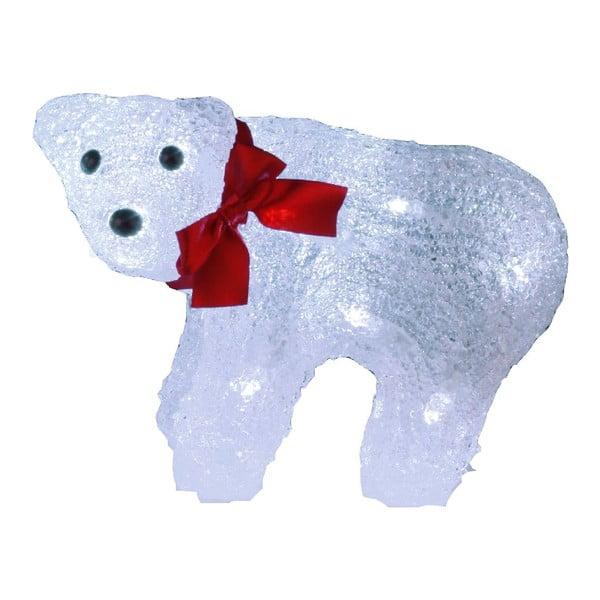 Świecąca dekoracja Standing Polarbear