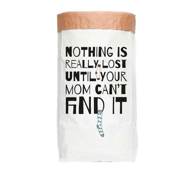 papierowa torebka little nice things super mom bonami. Black Bedroom Furniture Sets. Home Design Ideas
