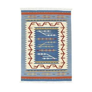 Dywan tkany ręcznie Bakero Kilim Classic AK03 Mix, 75x125 cm