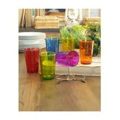 Zestaw 12 kolorowych szklanek Orchidea Milano Mood