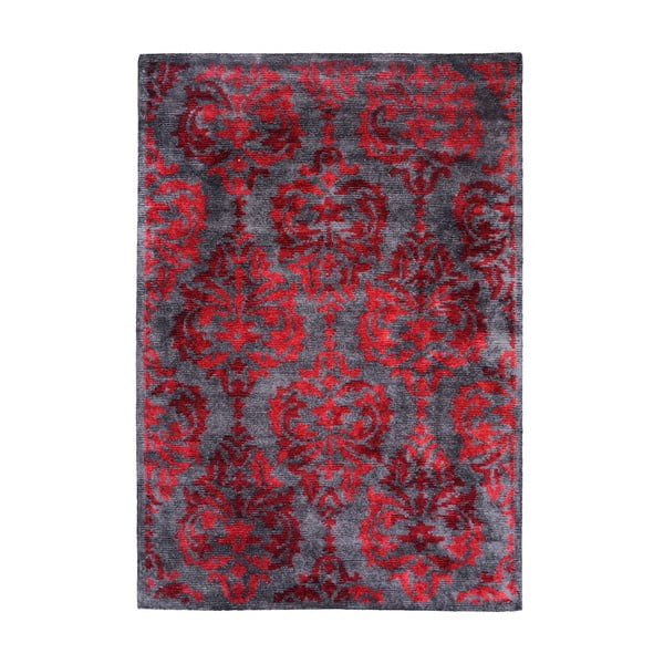 Dywan Damask Taupe/Red, 160x230 cm