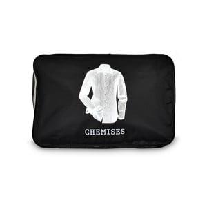 Torba podróżna na koszule Potiron Paris Chemises, 40 x 21 cm