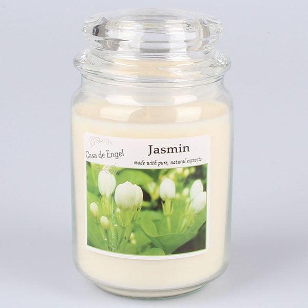 Świeczka zapachowa Dakls Jasmin