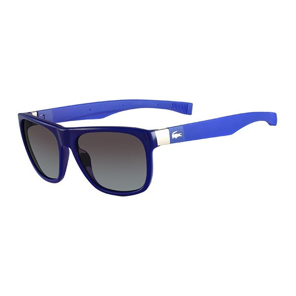Damskie okulary przeciwsłoneczne Lacoste L664 Blue