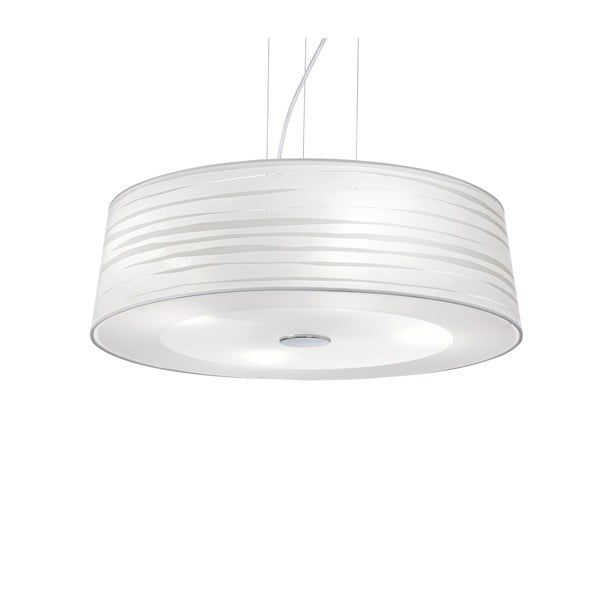 Lampa wisząca Evergreen Lights Circle White