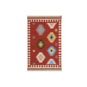 Ręcznie tkany dywan Kilim No. 735, 155x240 cm