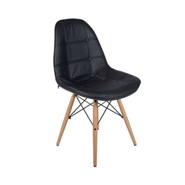 Krzesło Silla Confort Negra