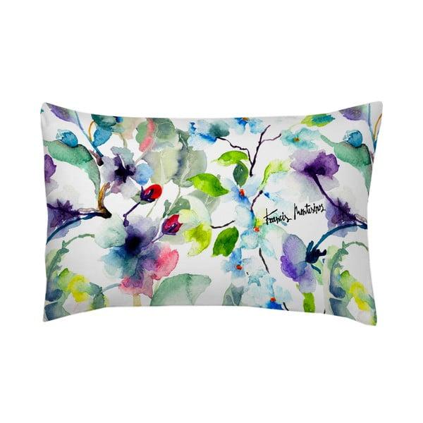 Poszewka na poduszkę Alheli Verde, 50x70 cm