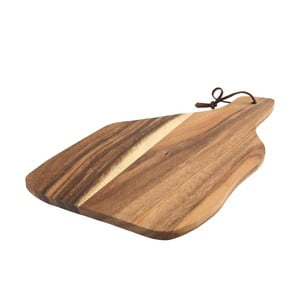 Deska do krojenia z drewna akacjowego T&G Woodware Baroque, 35x20 cm
