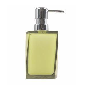 Dozownik do mydła Transparent Pistachio
