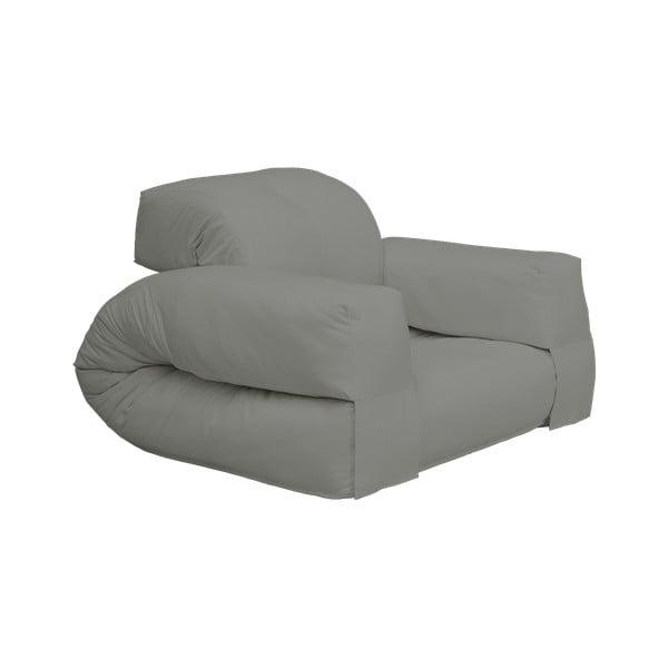 Fotel rozkładany Karup Design Hippo Grey