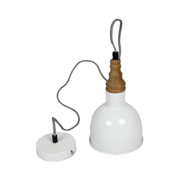 Lampa sufitowa Lazara 14 cm, biała