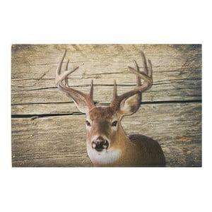 Dywanik Deer on Wood 75x50 cm