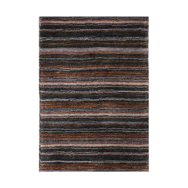Wełniany dywan Horizon Midnight, 170x240 cm