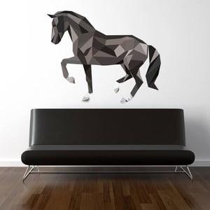 Naklejka na ścianę Koń, 90x120 cm