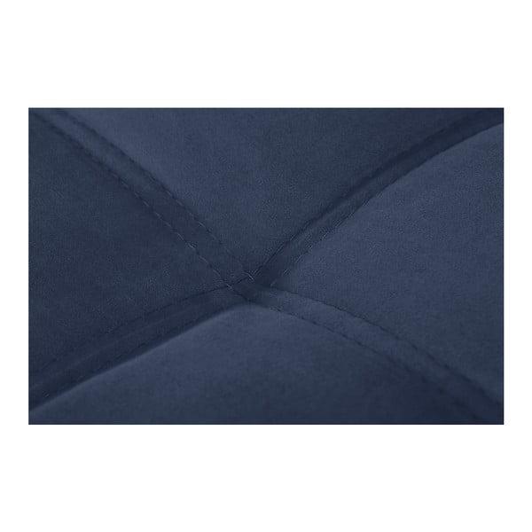 Niebieski narożnik lewostronny Crinoline