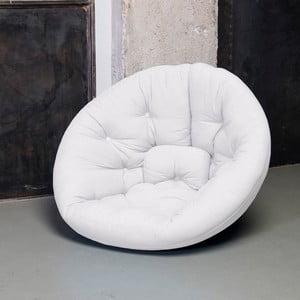 Fotel rozkładany Karup Nest Natural