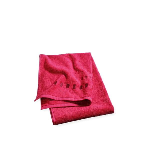 Ręcznik Esprit Solid 50x100 cm, malinowy