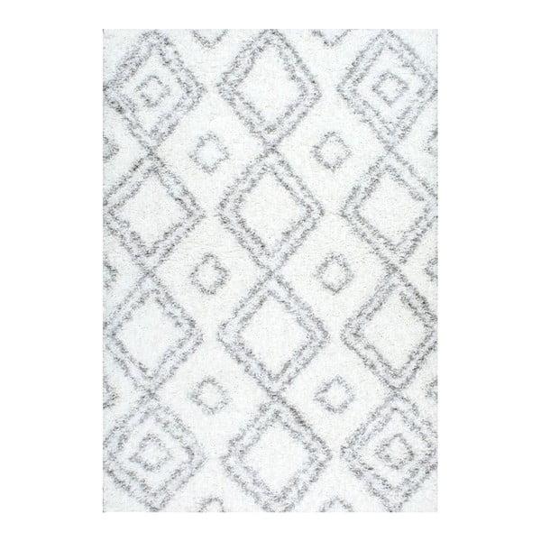 Dywan nuLOOM Corde White, 160x228 cm